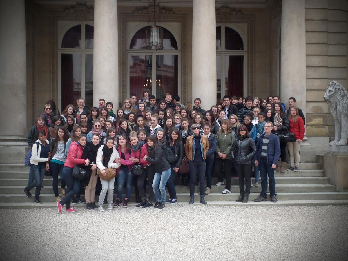 Visite de Paris - Littérature et société