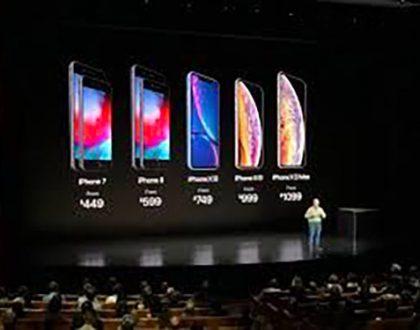 L'iphone XS, la nouvelle imposture de la marque à la pomme ?