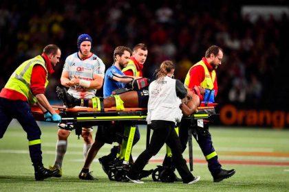 Carton rouge pour les commotions dans le rugby
