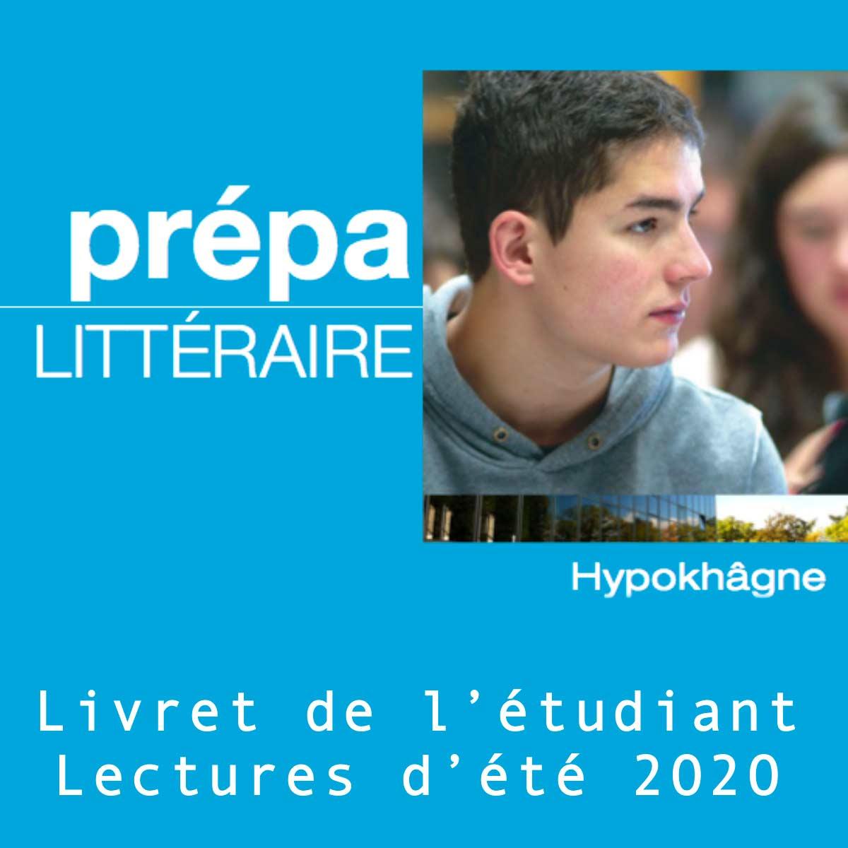 LECTURES ET TRAVAUX D'ÉTÉ 2020