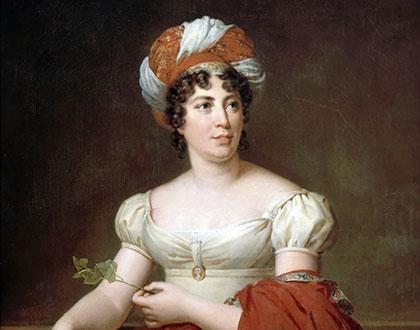 Madame de Staël, variations
